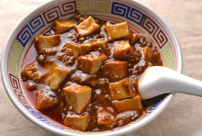 厚揚げ麻婆豆腐