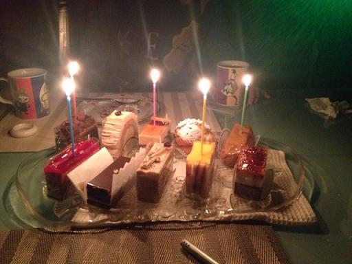 お誕生日 おめでとう
