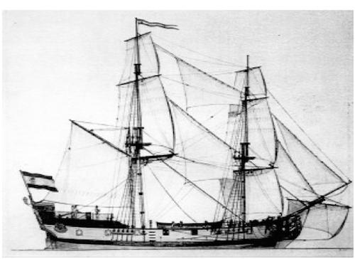 San Carlos 1775