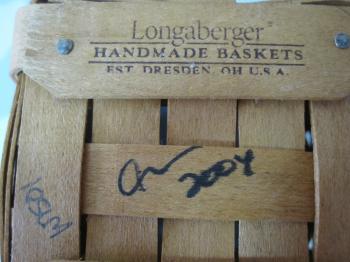 ロンガバーガー ペンパルバスケット2