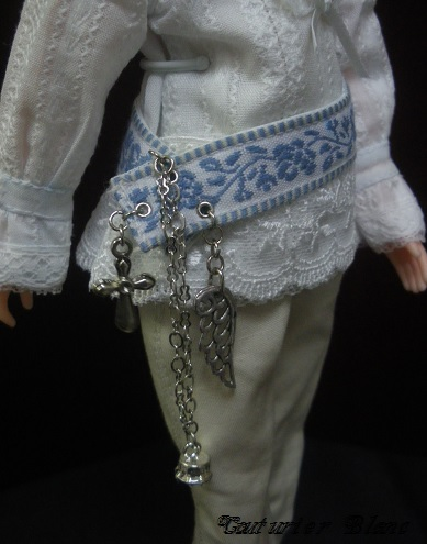 BFドレスウェア29サイズホワイト・2