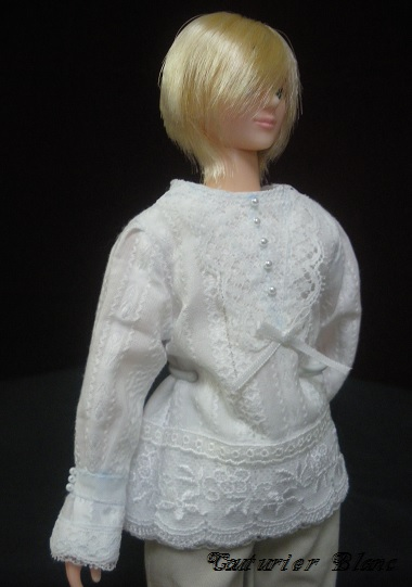 BFドレスウェア29サイズホワイト・5
