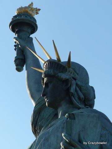 自由の女神 お台場