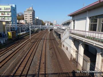 東十条駅前