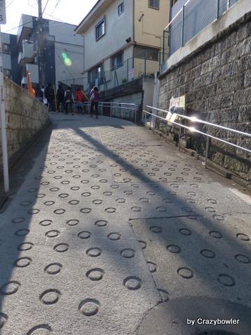 地蔵坂(北区)