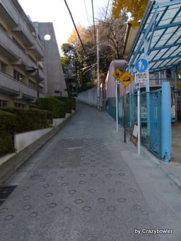 王子稲荷の坂(北区)