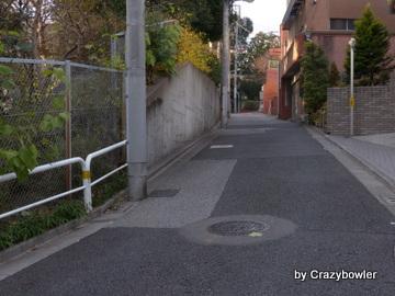 ひぐらしの坂(西日暮里)