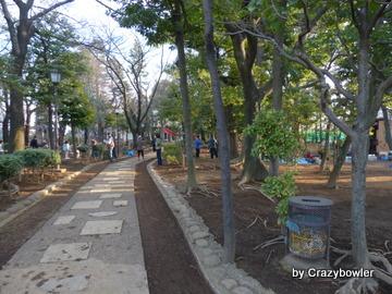 西日暮里公園 (道灌山公園)