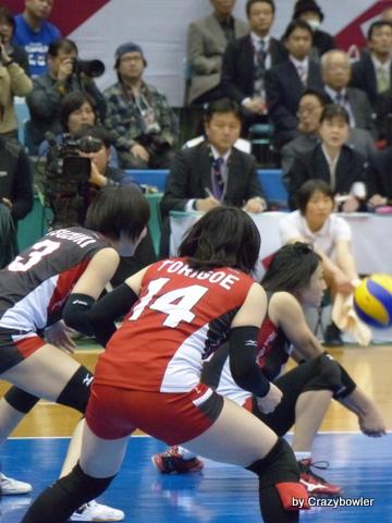 Vプレミアリーグ2014 東レvsNEC(川崎大会)