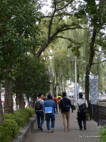 広瀬川緑道