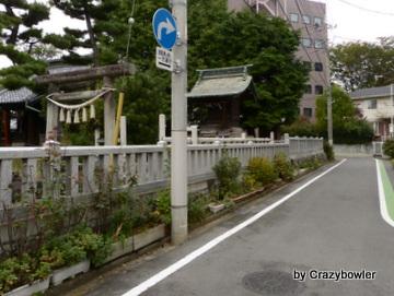 猿田彦神社(前橋市)