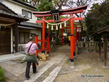 稲荷神社(前橋市)