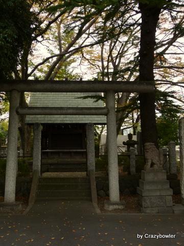厩橋護国神社(前橋市)