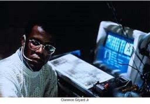 パソコン黒人