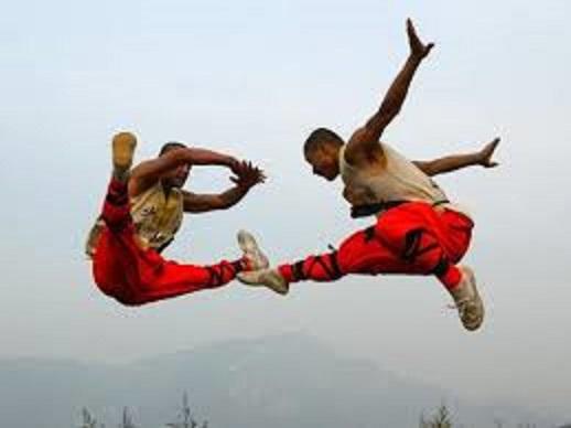 少林寺飛ぶ