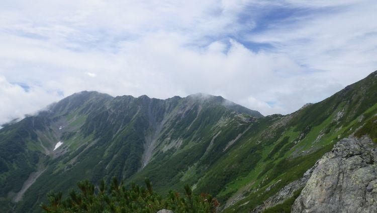 北岳009