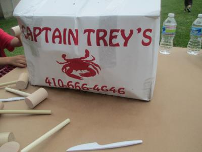 Captain Tray's④