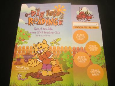 Summer Reading Program①