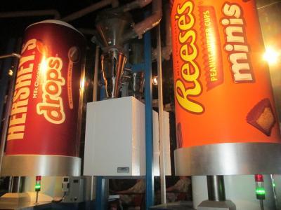 Hershey's chocolate world⑨