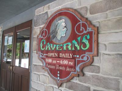 Indian echo caverns③