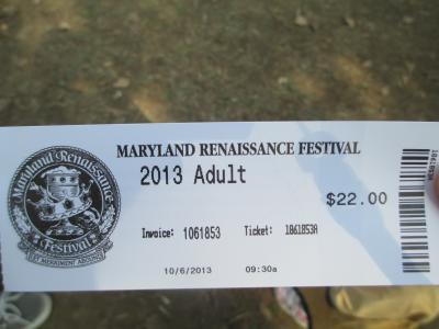Renaissance Festival②