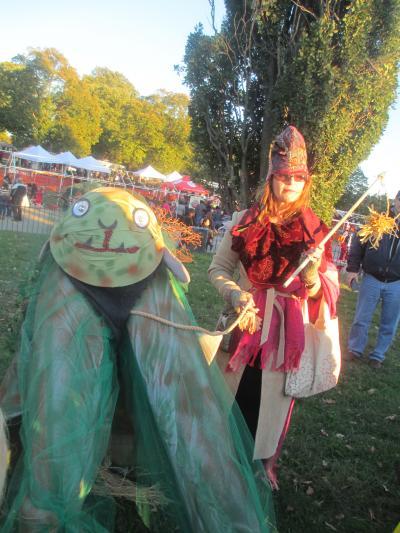 Halloween Lantern Parade & Festival2013⑩