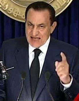 DAILY-KINGDOM ムバラク元大統領...