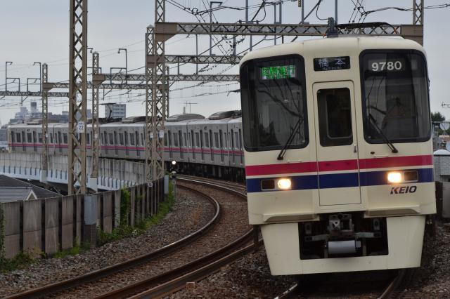 京王9030F 区間急行 橋本