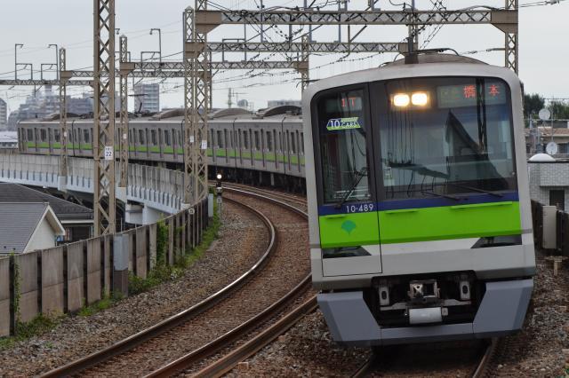 都営10-480F 区間急行 橋本