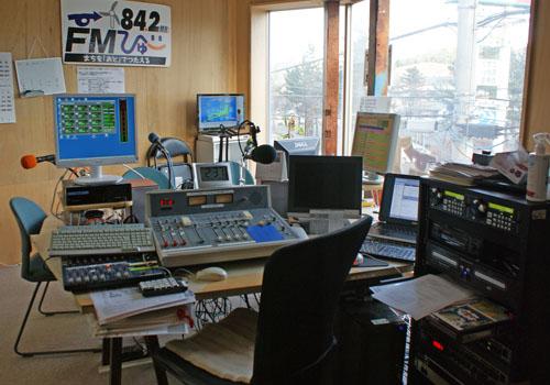FMViewメインスタジオ