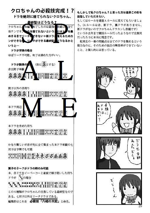 咲阿知賀完全版ver229