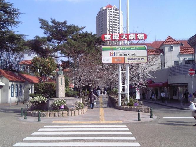 花の道・桜