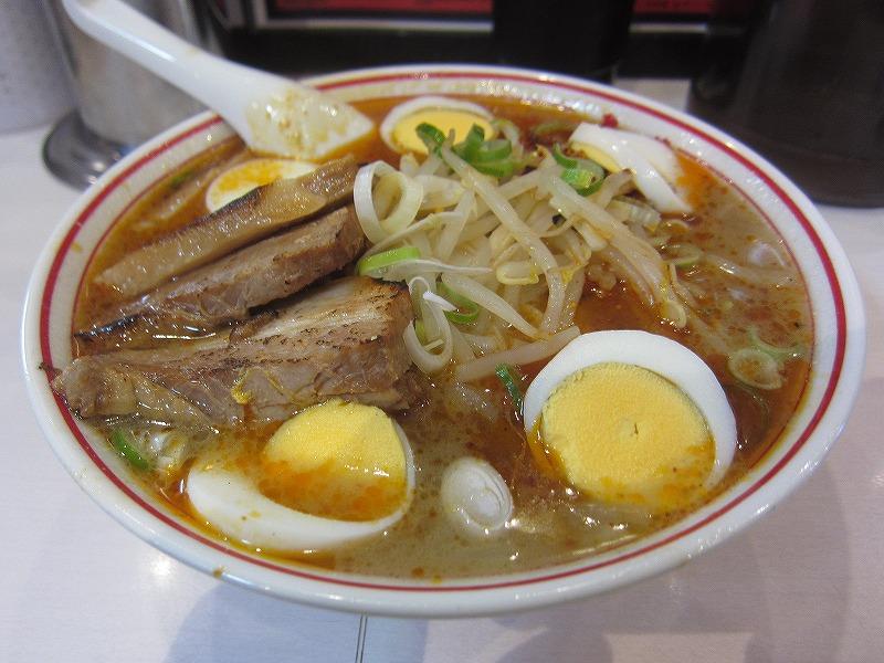 塩卵麺 チャーシュー