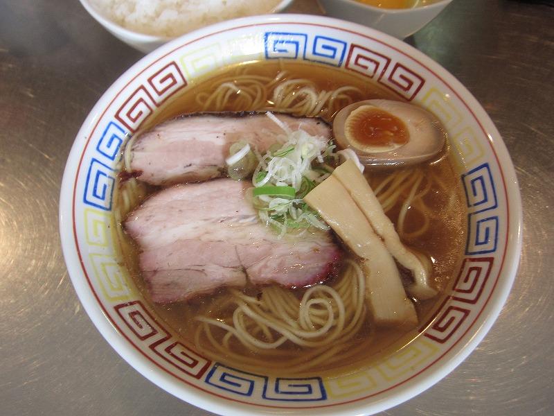 煮干らーめん ¥700