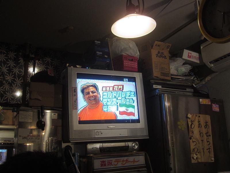 テレビ出演w
