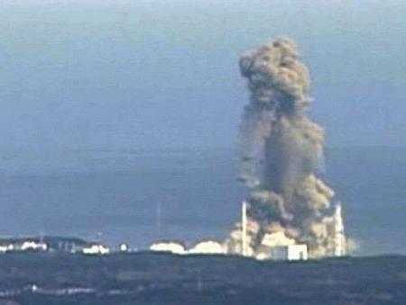 原発事故の画像