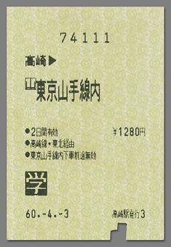 850403高崎→東京都区内