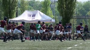 同志社大学ラグビー祭 vs香里 練習試合