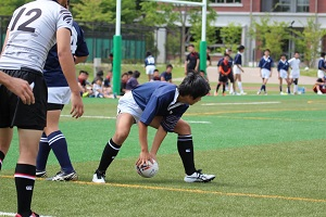 『 JTA Touch Rugby in 京都 』6月大会2