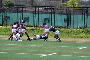 2013.7.20 Aチーム vs 瀬田北中