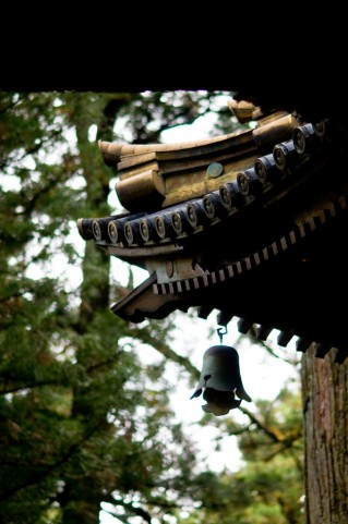 足成-日光東照宮の軒下