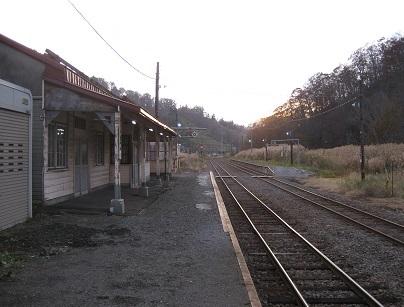 峠下駅2007