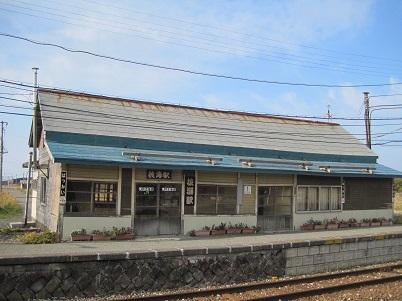 抜海駅2011