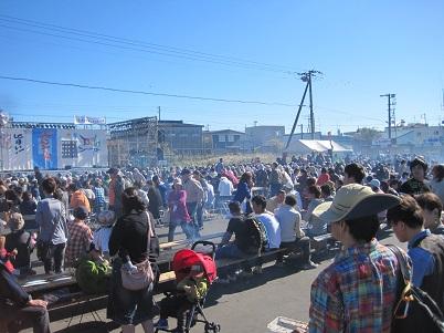 さんま祭り1