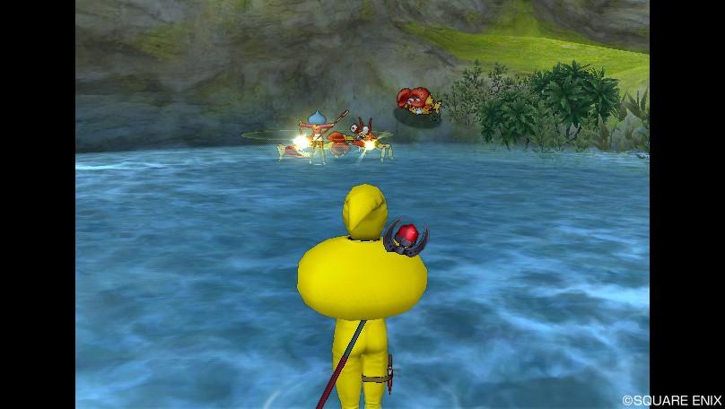 ガート蟹漁②