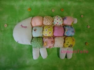 2010_0803 パフ ひつじさんの枕