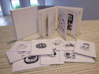 LIFE ART BOOK & POSTCARDS