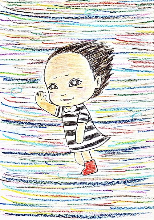 TAIFU ~風に立ち向かう少女サキ~の巻