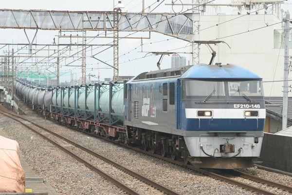 EF210-148+コキ+タキ