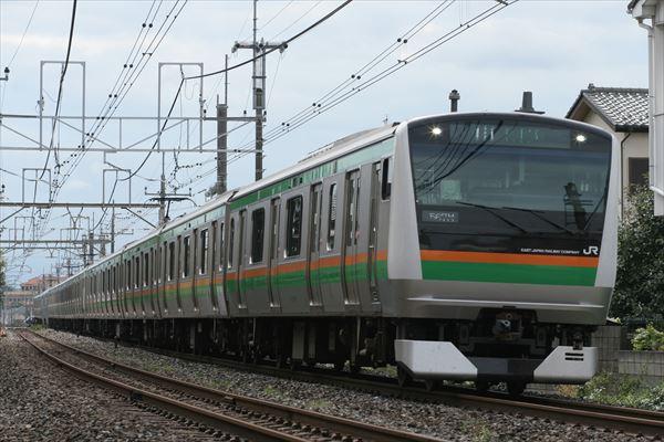 E233系 D14編成ほか